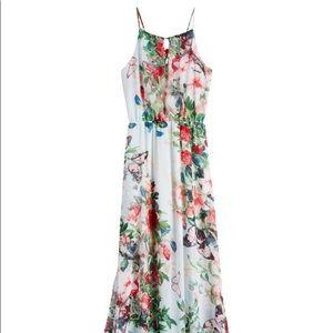 NWOT Fate Ruby Maxi Dress